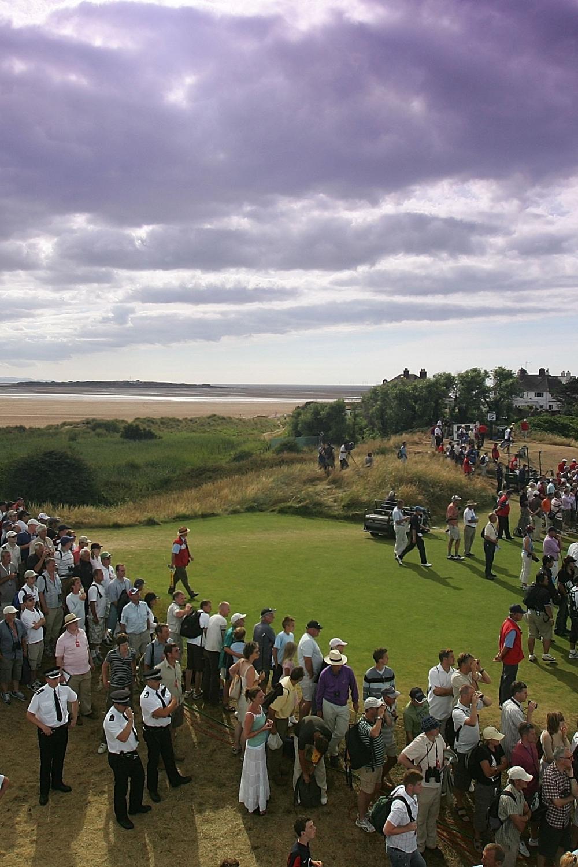 Hoylake golf
